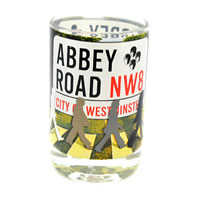 ABBEY7COL - Abbey Rd Shot Glass Coloured