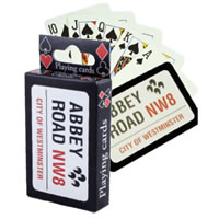 ABBEY6 - Abbey Rd Playing Cards