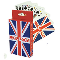GG65812 - Union Jack Playing Cards