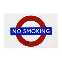 LM10 - No Smoking logo
