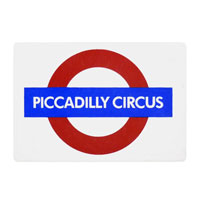 LM13 - Piccadilly Circus logo