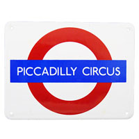 LP23 - Piccadilly Circus