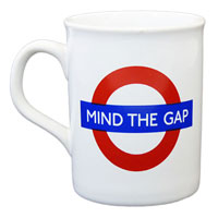 LTM4 - Mind The Gap white