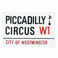 MS41 - Piccadilly Circus