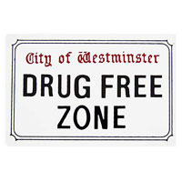 MS60 - Drug Free Zone