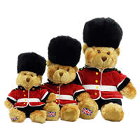 P38-4med - Teddy Bear Guardsman