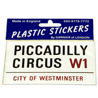 SV09 - Piccadilly Circus